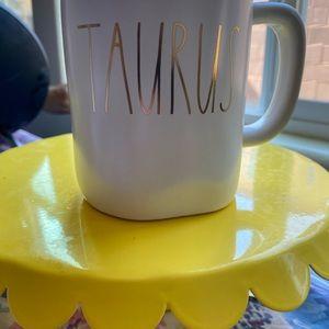 Rae Dunn Taurus mug